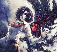 Tokyo Ghoul by Roes Pha