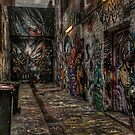 The Alley. by CanyonWind