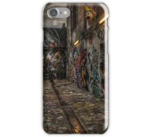 The Alley. iPhone Case/Skin