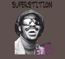 Stevie Wonder - Superstition One Piece - Short Sleeve