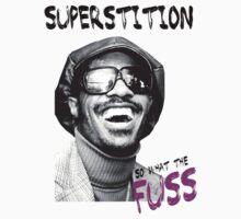 Stevie Wonder - Superstition Kids Tee