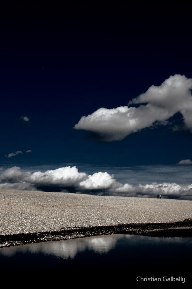 Blue Sky by Christian Galbally