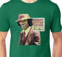 Johnny Guitar Watson Unisex T-Shirt