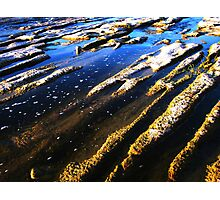 Water Channels  Photographic Print