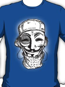 Anonymous for Vendetta  T-Shirt
