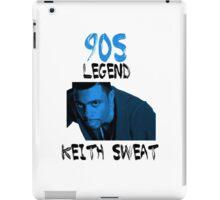 Keith Sweat iPad Case/Skin