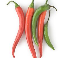 Chili Peppers by etienjones