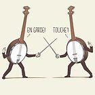 Dueling Banjos by Tom Burns