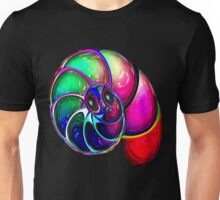 Worm Psychedelica. Unisex T-Shirt