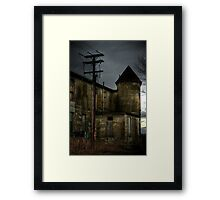 House of Frankenstein... Framed Print