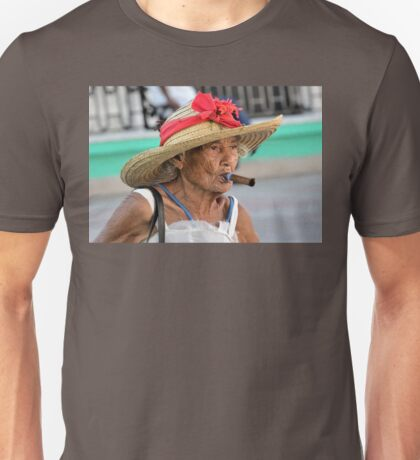 Cuban Lady Unisex T-Shirt