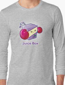 Cute Pun: Juice Box Long Sleeve T-Shirt
