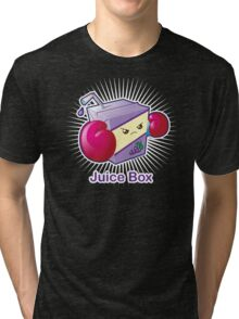 Cute Pun: Juice Box Tri-blend T-Shirt