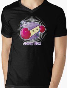 Cute Pun: Juice Box Mens V-Neck T-Shirt