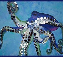 Deep Blue by Samitha Hess