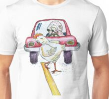 Chicken Dance Unisex T-Shirt