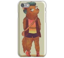 Werewolf Girl iPhone Case/Skin