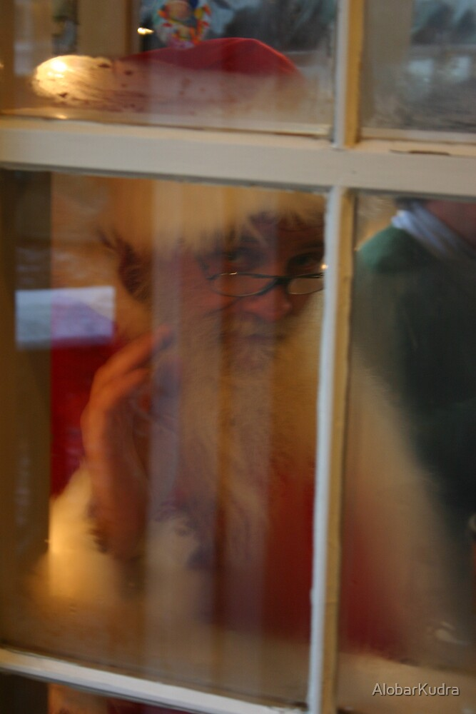 Santa by AlobarKudra