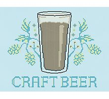 Craft Beer Photographic Print