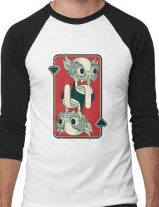 Headgame red Men's Baseball ¾ T-Shirt