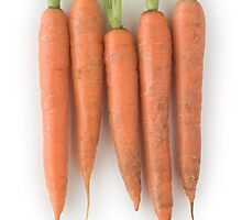 Whole Carrots as a Healthy and Nutritious Vegetable by etienjones