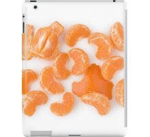 Peeled Tangerine as Healthy and Nutritious Fruit iPad Case/Skin