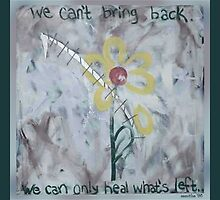 We Can't Bring Back by Samitha Hess