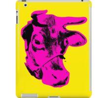 Andy Warhol - Pink Cow iPad Case/Skin