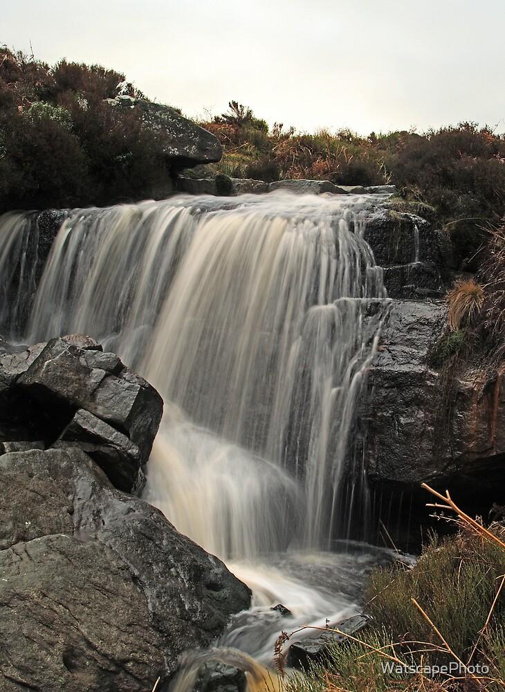 Hambleton Dyke Waterfall 2 by WatscapePhoto