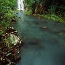 seasonal waterfall - Nth Qld.  (view larger) by Tony Middleton
