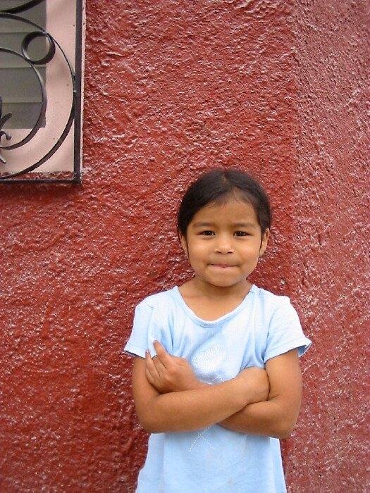 Honduran girl 1 by marchk