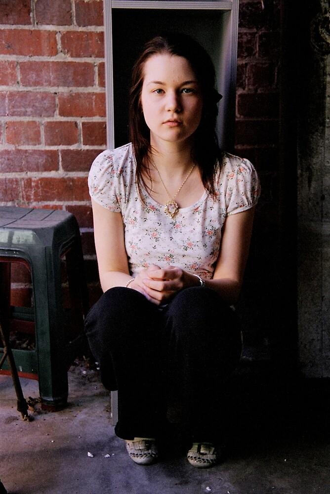 The Waiting Place by Rachel Gellert