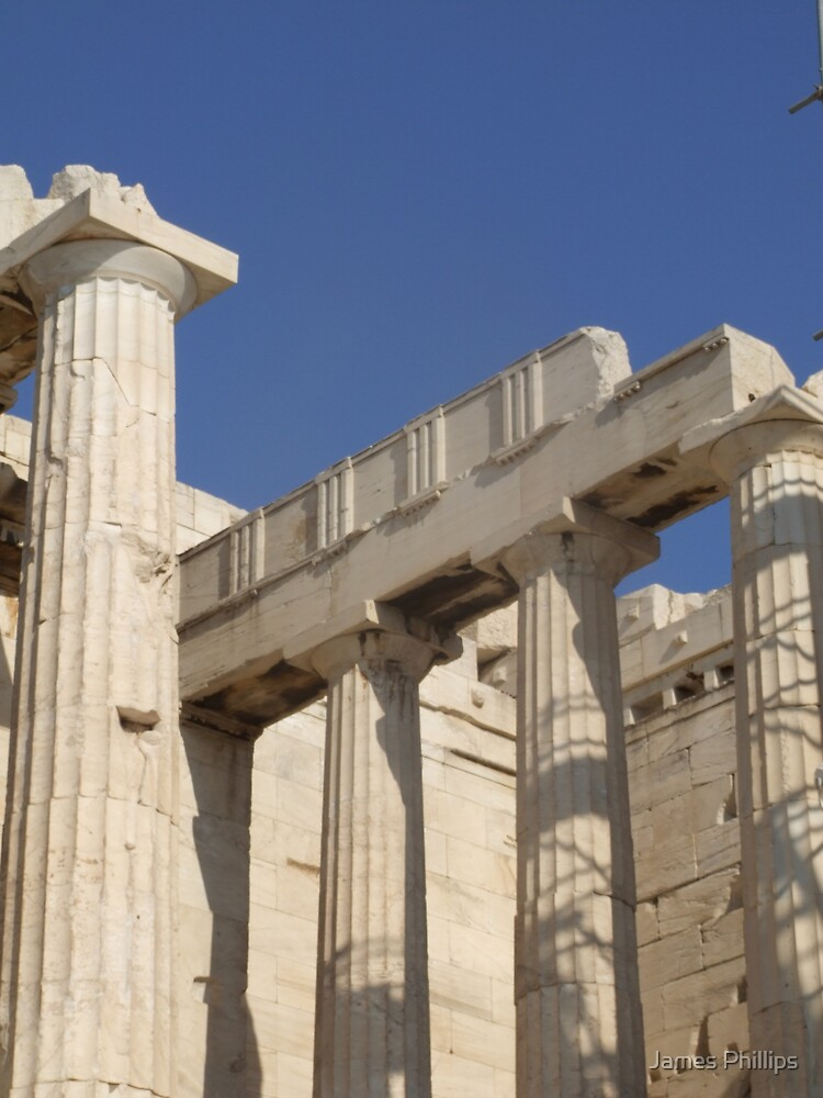 Acropolis by James Phillips