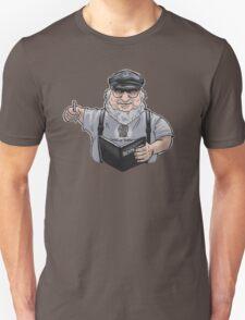 grr martin death note T-Shirt