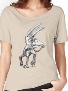 Donkey Bird Women's Relaxed Fit T-Shirt
