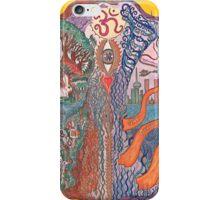 Gaia Ouroborous No. 7 iPhone Case/Skin