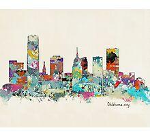 oklahoma city oklahoma Photographic Print
