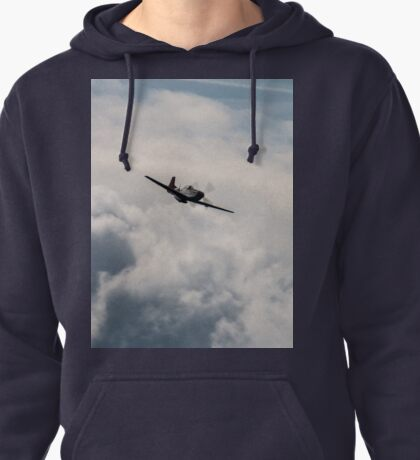 Mustang Cloudscape Pullover Hoodie