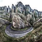 Cheddar Gorge by Robbie Labanowski