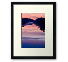 Pastel Passion Framed Print