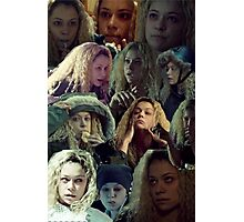 Helena Collage - Orphan Black Photographic Print