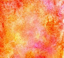 Orange Paint Background 3 by AnnArtshock