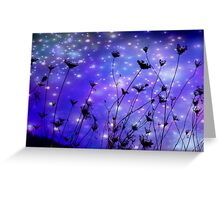 Fireflies *(Sold 2 Canvas Copies on RB)**(4193 views* Greeting Card