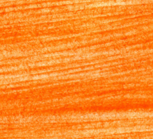 Orange Paint Background 4 Sticker