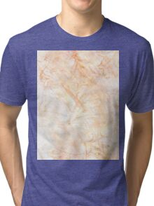 Orange Paint Background 7 Tri-blend T-Shirt