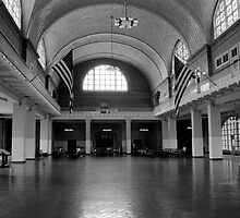 Ellis Island by shadow2