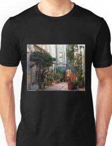 Beauty in the Gray -- San Francisco, Powell Street Stroll Unisex T-Shirt