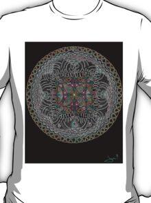 Fractal Enlightenment T-Shirt