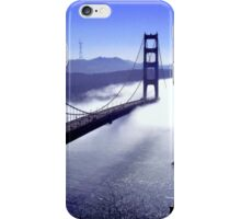 Its The Golden Gate Bridge! iPhone Case/Skin