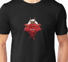 Helmet:  Takeda Shingen Unisex T-Shirt
